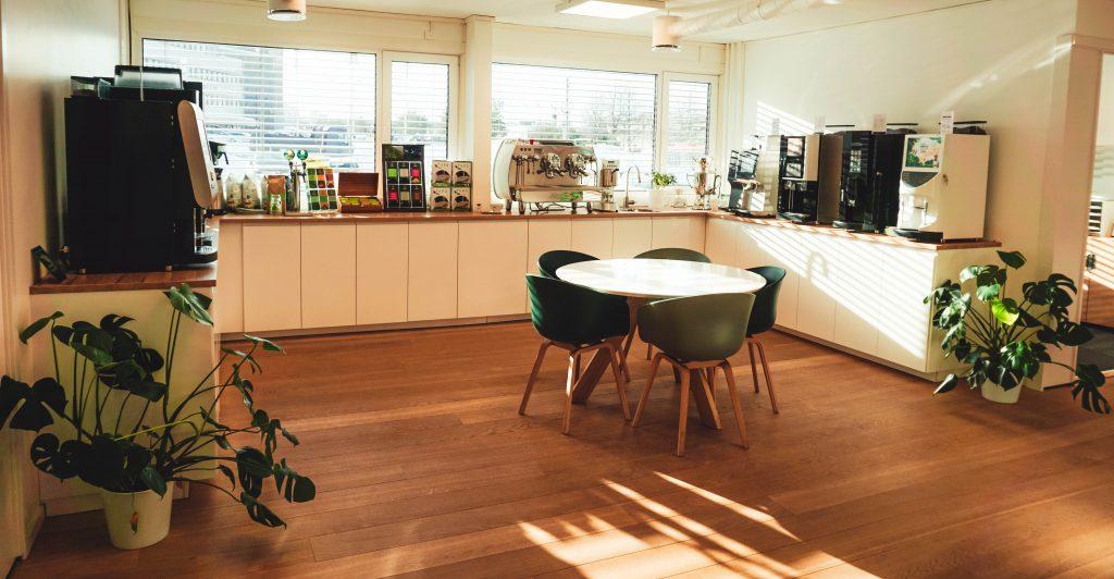 A:Kaffe Showroom - nye lokaler