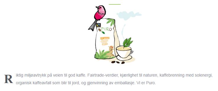 fairtrade kaffe til kontoret
